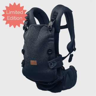 Baby Carrier Evening Grey - limited edition