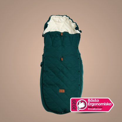 Footmuff Winter Cover - Heritage Green